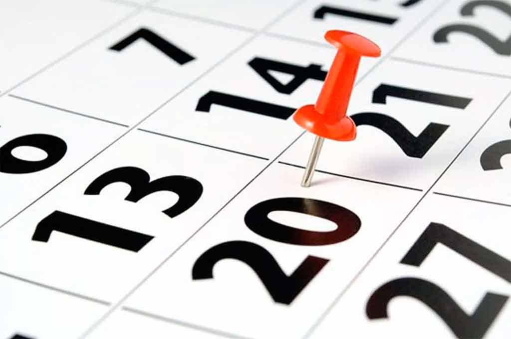 Calendario Fin De Semana 2019.Calendario De 2019 Confirmaron Los Feriados Y Los Fin De
