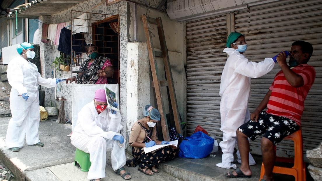 Coronavirus: India pasó a Brasil y es el segundo país con más contagios