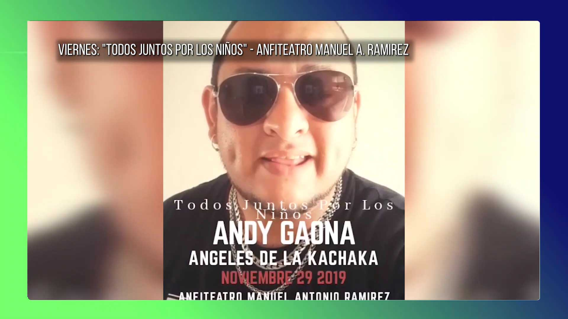 "Guía de shows: ""Raúl Porcheto, Manduá Andresito y el Cascanueces"""